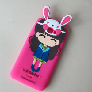 Customized Cute for iPhone Mobile Cover Silicon Shell pictures & photos
