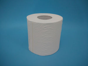 Hot Sale Toilet Roll Tissue Paper 400sheets pictures & photos