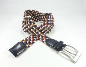 Elastic Woven Waist Belt