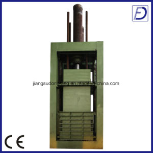 Vertical Hydraulic Plastic Compactor Machine pictures & photos