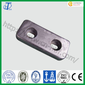 Customized Zinc Alloy Anodized Anode