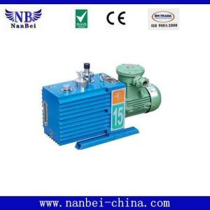15L/S Anti-Explosive Rotary Vane Vacuum Pump with ISO Certificate pictures & photos