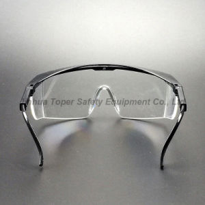 ANSI Z87.1 Approval Lab Safety Glasses Side Shields (SG100) pictures & photos