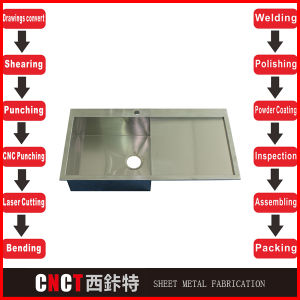 Custom Made Steel Fabricated/Steel Fabricator pictures & photos