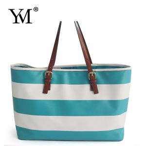 2015 Hot Sale Fashion High Quality PU Leather Handbag pictures & photos