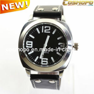 Men Leather Watch (SA1131-1)