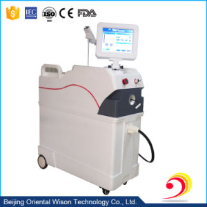 1064nm Q Switch ND YAG Laser for All Color Hair Removal pictures & photos
