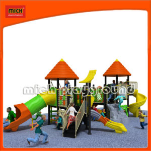 Popular Outdoor Mcdonalds Playground Equipment (5244B) pictures & photos