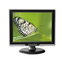 15 Inch CCTV Monitor, Security Monitors, CCTV Systems (ST150Q)