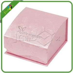 Pink Wedding Style Shipping Jewelry Gift Box for Pendant / Ring / Necklace / Bracelet pictures & photos