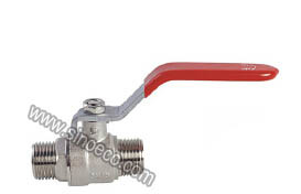 Equal Male Forged Brass Ball Valve pictures & photos