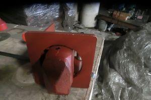 Single 150X150mm Container Semi Trailer Twistlock pictures & photos