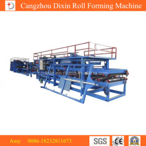 Cangzhou Hot Sale Sandwich Wall Panel Forming Machine pictures & photos