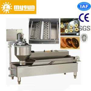 Bakery Equipment Snacks Usage Automatic Donut Making Machine pictures & photos