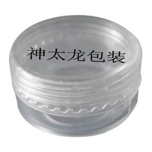 Plastic Small Empty Cosmetic Cream Jar 10ml pictures & photos