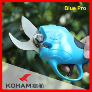 Koham 28mm Cutting Diameter Orchard Trimming Usage Power Scissors pictures & photos