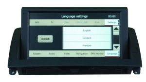 Car Video for Mercedes-Benz C-W204 Radio Navigation with iPod USB (HL-8810GB) pictures & photos