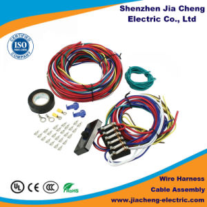 High Quality Wholesale Wire Harness and Cable Assembly pictures & photos