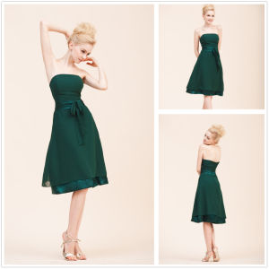 Green Dress on Deep Green Strapless Bridesmaid Dresses 2013  Xz126    China
