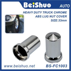 Stainless Steel Decorative Cap Nut Truck/Car/Bus Parts Lug Nut Cover Lug Nut Hub Caps Racing ABS Chrome pictures & photos