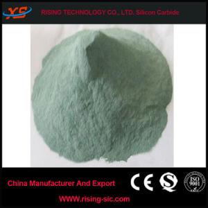 Green Silicon Carbide Abrasion Carborundum Powder pictures & photos