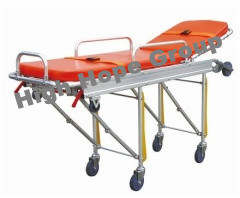 High Hope Medical - Automatic Loading Ambulance Stretcher for Ambulance Car Yxh-3b pictures & photos