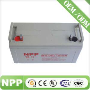 Maintainence Free Gel Solar Battery (12V120ah)