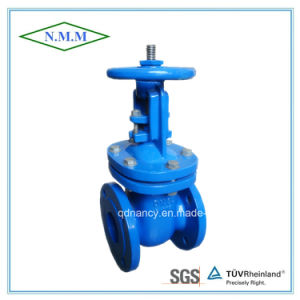 Cast Iron Wedge out Side Gate Valve pictures & photos