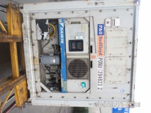 40ft Used Reefer Containers in Daikin in Qingdao pictures & photos