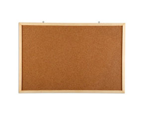 Lb-0312 Cork Notice Board for Classroom Office pictures & photos
