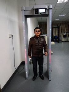 2016 New Hot Sale Metal Detector Walk Through Gate pictures & photos