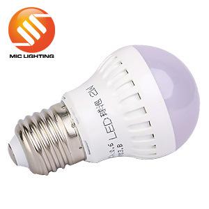 Guzhen 3W B22 Plastic LED Bulbs with Cheap Price