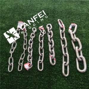"3/16"" Stainless Steel DIN766 Link Chain pictures & photos"