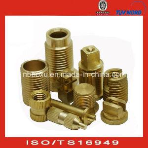 Precision CNC Machining Brass Parts