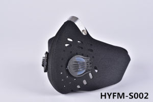 Neoprene Anti Smog Dust Air Pollution Pm2.5 N95 Face Mask pictures & photos