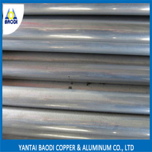 Anodized Mill Finished Aluminum Pipe pictures & photos