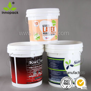 Professional Plastic Pail Manufacturer for Packaging pictures & photos