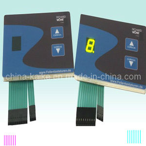 Flat Membrane Switch pictures & photos