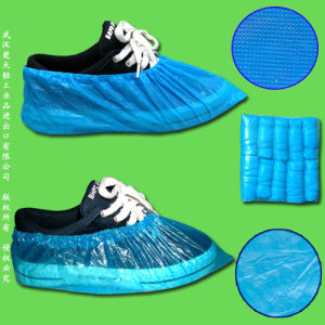 Disposable Water-Resistant Shoe Cover pictures & photos