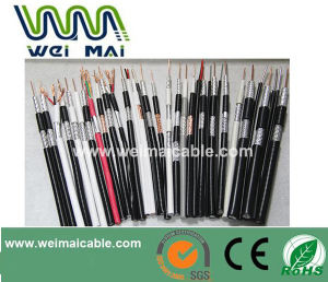 Morocco Market Coaxial Cable RG6 pictures & photos