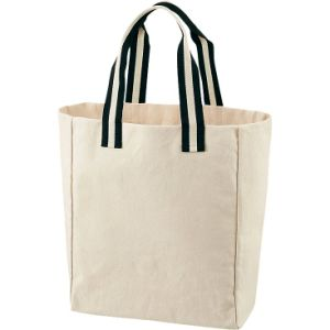 Medium Heavy Canvas Tote Bag with Customized Handle pictures & photos
