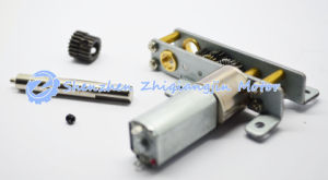 China 16mm Dc Gear Motor With External Teeth 12v 10 20 42 60rpm China Dc Gear Motor Brushed