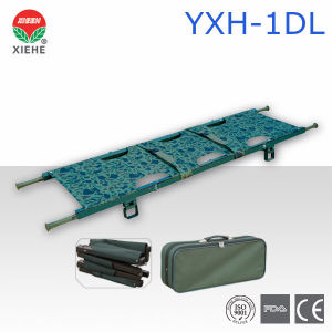 Aluminum Alloy Folding Stretcher Yxh-1dl