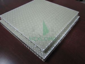 Epoxy Fiberglass Honeycomb Panel