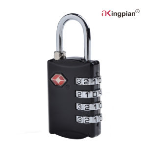 3 Digit Tsa Combination Code Lock for Luggage pictures & photos