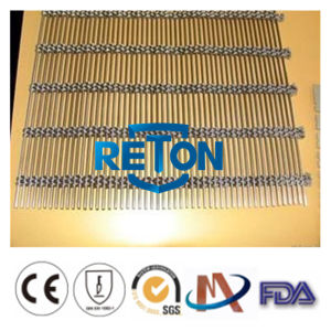High-Quality Metal Decorative Wire Mesh/Stainless Steel Decorative Curtain Screen