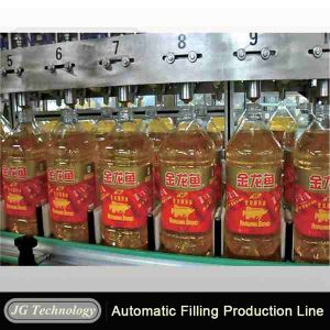 Oil Bottle Filling Machine with High Speed