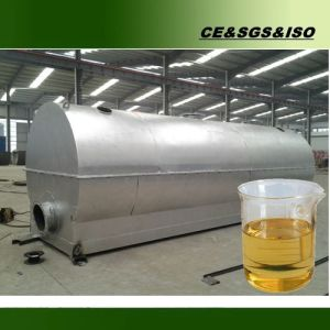 Waste Motor Oil Recycling for Diesel Oil
