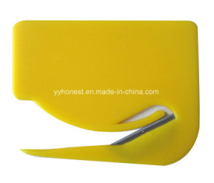 Promotional Cheap Custom Plastic Envelop Letter Opener pictures & photos