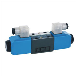 Dg4V-3-60 Series Double Solenoid Directional Control Valve
